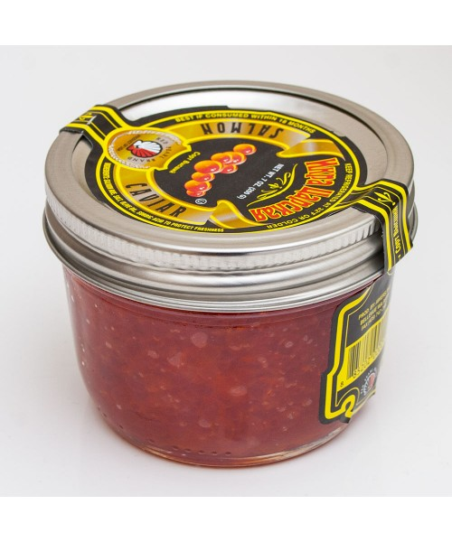 Tsar's Red Caviar Jar 200 g