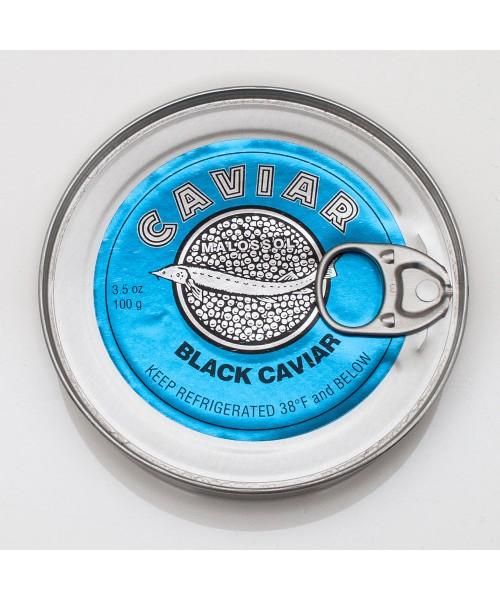 3.5 / 100 gr Pike Black Caviar