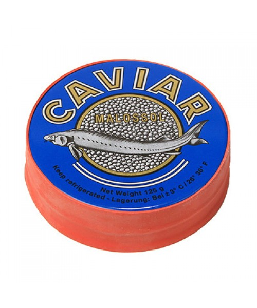 Russian Sturgeon Black Caviar  250 gr