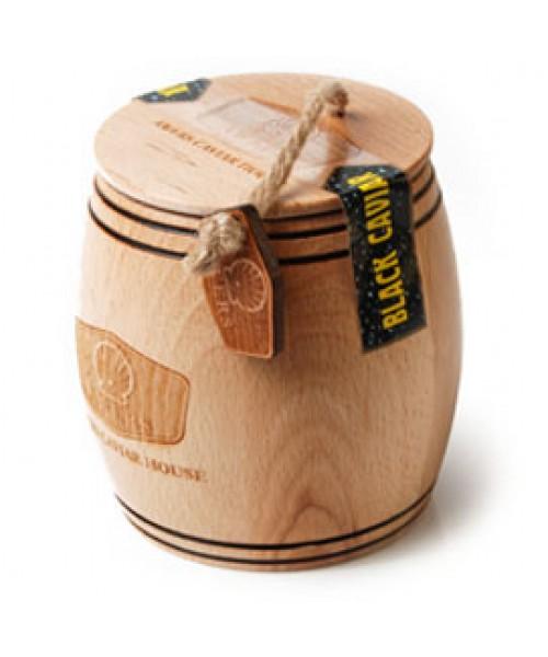 Wood Barrel Bowfin Black Caviar 100 gr