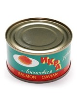 "Salmon Caviar ""Dari Kamchatki"",130g"